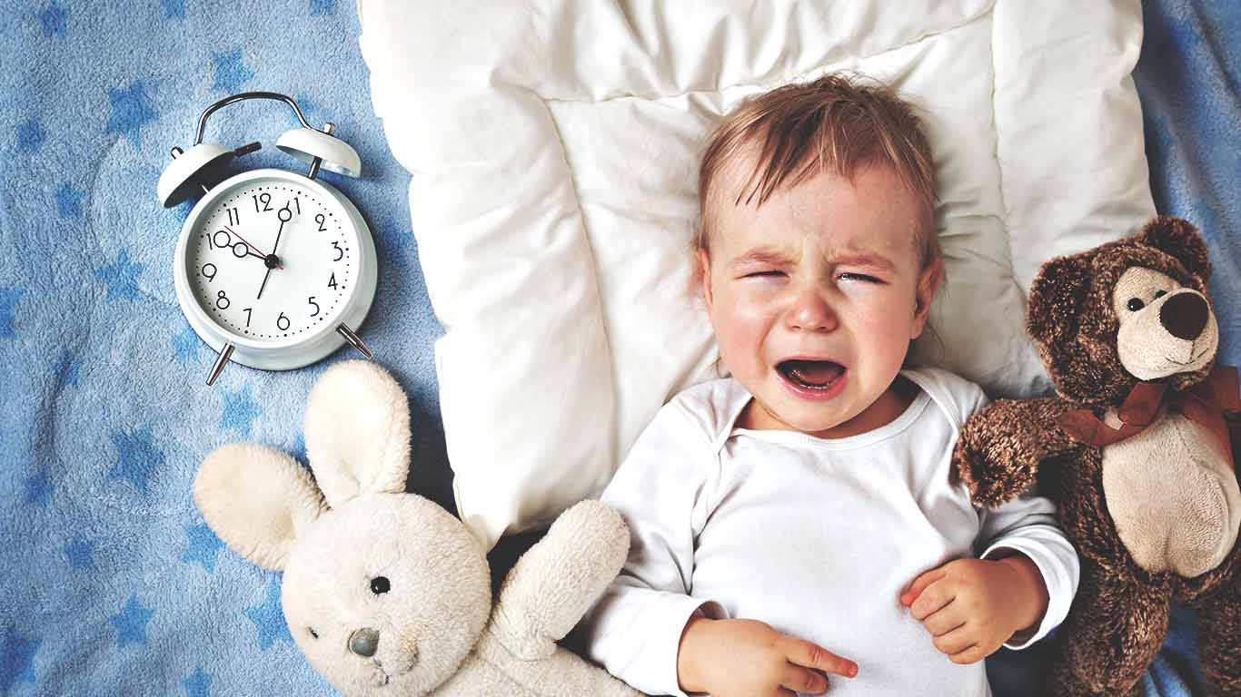 9 tips to handle baby and toddler jet lag