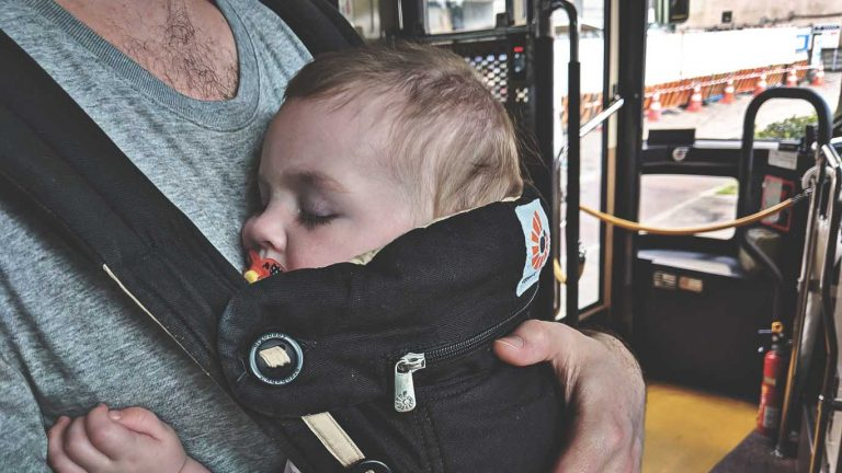 What's Best For Travelling – Baby Carrier VS Stroller