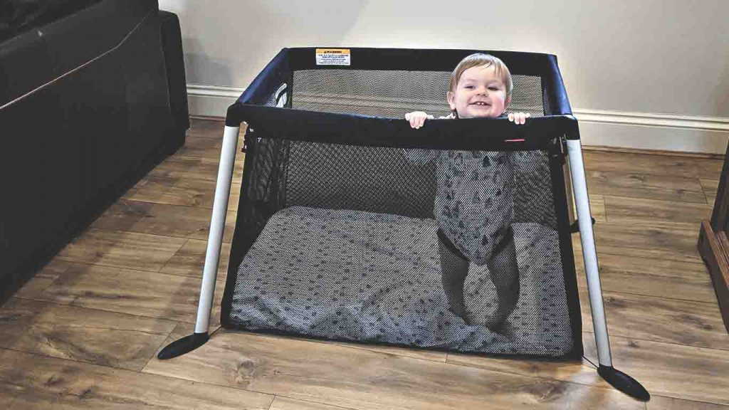 best baby and toddler travel cribs