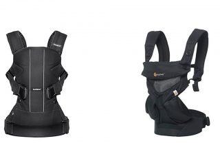 ergo baby 360 carrier vs babybjorn one