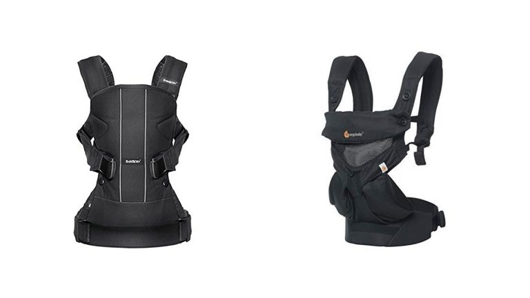 Ergobaby 360 vs. BabyBjörn One – Which Baby Carrier is the Best for You?
