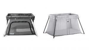 Lotus Travel Crib VS Baby Bjorn Travel Crib Light