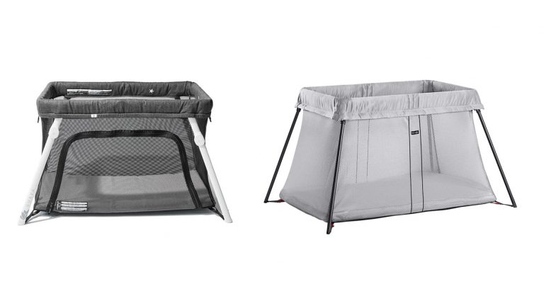 Lotus Travel Crib vs. Baby Bjorn – Which Travel Crib Is Right for You?
