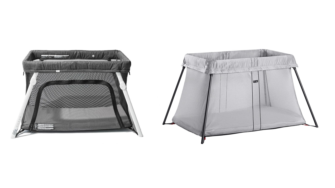 Lotus Travel Crib VS Baby Bjorn Travel Crib Light